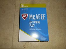 McAfee AntiVirus Plus 2017 * 10 Devices * PC Mac iOS Android * 1 Year