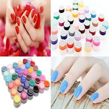 New French Acrylic UV Gel Manicure False Nail Art Tips /Display Practice Tool