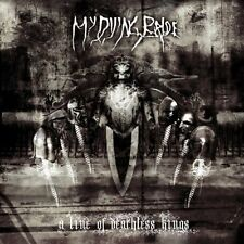 A Line Of Deathless Kings My Dying Bride Audio CD