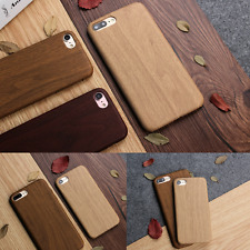 Wood Texture Vintage Retro Ultra Thin Back Case Cover for iPhone 7 6 6s Plus