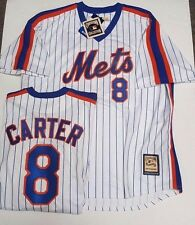 GARY CARTER NEW YORK METS MENS COOL BASE JERSEY MAJESTIC PICK SIZE