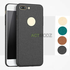 For Apple iPhone 5 6 7 Plus PC Shockproof Dirt Dust Proof Hard Matte Cover Case
