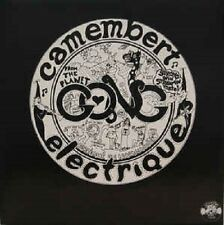 GONG - CAMEMBERT ELECTRIQUE - UK ISSUE ON CHARLY/PYE RECORDS - CRM 2003