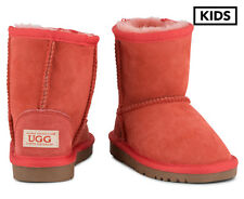 OZWEAR Connection Kids' Ugg Classic Long Boots - Hibiscus