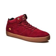 EMERICA Skateboard Shoes THE HSU G6 BURGUNDY/GUM