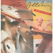 PETER ALLEN Taught By Experts LP VINYL US A&M 1976 11 Track With Inner (L35873)