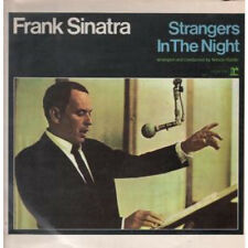 FRANK SINATRA Strangers In The Night LP VINYL UK Reprise 1966 10 Track Mono
