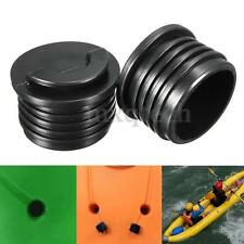 1/2/4 Pair Kayak Marine Boat Scupper Stopper Bungs Drain Holes Plugs Accessories