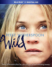 Wild (Blu-ray Disc & Collectible booklet, 2015) w/slipcover, No Digital copy