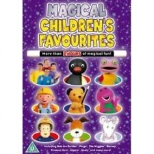 Children's Favourites: Magical Children's Favourites With Sooty DVD Brand New