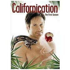 Californication - The Complete First Season (DVD, 2008, Multi-disc Set)