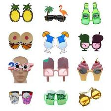 Novelty Sunglasses Glasses Hawaiian Tropical Party Fancy Dress Sunglass Costume