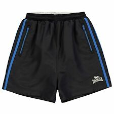 Lonsdale Kids 2S Woven Shorts Trousers Pants Bottoms Junior Boys Summer Casual