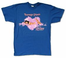 Katy Perry Heart Cloud Teenage Dream Tour 2011 Blue T Shirt New Official Soft