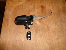 harley front master cylinder w/clamp half lever 08-up brembo/touring