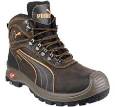 Puma Safety SIERRA NEVADA MID 630220 Mens Mid S3 HRO SRC Safety Boot Shoes Brown