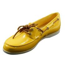 GH Bass & Co. Bay Yellow Womens Loafer 11M