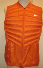 NEW NIKE Aeroloft Mens Running Vest M L NWT 800 Fill Down