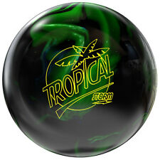 Storm Tropical Storm Black Lime Bowling Ball NIB 1st Quality