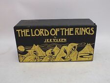Complete JRR Tolkien Lord of the Rings Cassette Audiobooks Collection 965g - C21