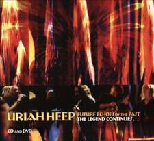 URIAH HEEP - FUTURE ECHOES OF THE PAST USED - VERY GOOD DVD