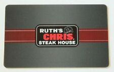 Ruth's Chris Steak House $50 Gift Card No Expiration Date