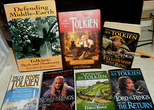 7 J.R.R. Tolkien The Hobbit, Lord of the Rings, Other related. SMOKE FREE
