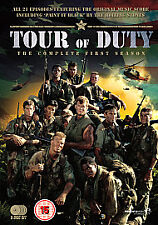 Tour Of Duty - Series 1 - Complete (DVD, 2011, 5-Disc Set)