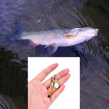 Fishing Lure Spoon Bait ideal for Bass Trout Perch pike rotating Fishing LAUS