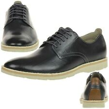 Clarks Gambeson Walk Men's Lace shoes navy Leather