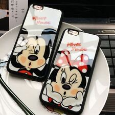 99US Fashion Cartoon Lovers Mickey Mouse Minnie cover soft TPU silicon case For