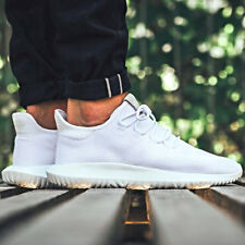 ADIDAS TUBULAR SHADOW TRIPLE WHITE SHOES SIZE 7 8 9 10 11 12 13 og nmd y3 ultra