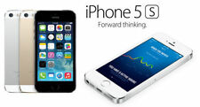 Factory Unlocked Apple iPhone 5S Gold Silver Space Gray ATT TMobile 16/32GB/64GB