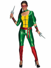 Raphael Raph Jumpsuit Teenage Mutant Ninja Turtles Superhero Women Costume