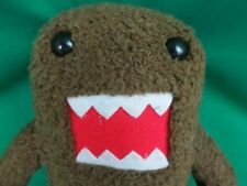 NEW DOMO PLUSH BROWN MONSTER DOMO-KUN MYSTERIOUS CREATURE GENTLE SOUL DOLL TOY