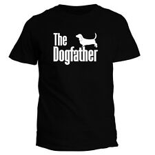 The dogfather Basset Hound T-shirt
