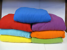 """MARKDOWN---AQUA---COVERS FOR LOVESEAT SOFA COUCH CHAIR RECLINER---""""STRETCHES"""""""