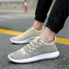 Mens sports Casual Shoes Running Training Breathable Athletic Fashion Sneakers@@