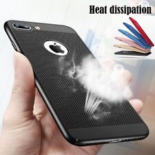Ultra Thin Slim Matte Hard Durable Back Case Cover For iPhone SE 5 6 6s 7 Plus
