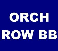 The Mavericks tickets Beacon Theatre New York City NYC NY 9/16 **ORCH, ROW BB!**