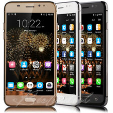 """Unlocked 5"""" Cell Phone Android 5.1 Quad Core Dual SIM Smartphone 3G Net 10 AT&T"""