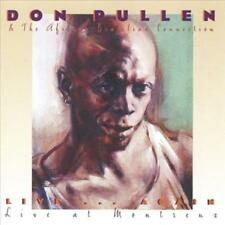 DON PULLEN & THE AFRICAN-BRAZILIAN CONNECTION - LIVE AGAIN...LIVE AT MONTREUX US