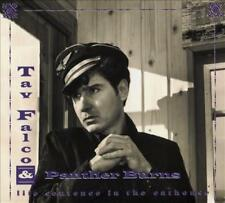 TAV FALCO/TAV FALCO'S PANTHER BURNS - LIFE SENTENCE IN THE CATHOUSE/LIVE IN VIEN