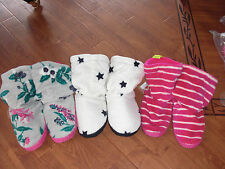 BNWT LADIES JOULES HOMESTEAD FLUFFY SLIPPERS BOOTS SIZE S 3-4 M 5-6 OR L 7-8.