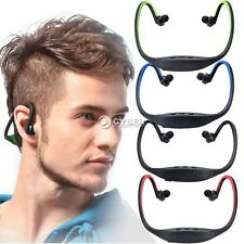 Sport Wireless Bluetooth Stereo Headphone Headset Earphone For iPhone/PC DZ8801
