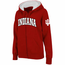 Indiana Hoosiers Stadium Athletic Women's 2017 Arched Name Fz Sweatshirts