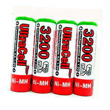 100AA NiMH HR6 3200mAh Rechargeable Battery UltraCell R