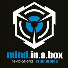 MIND IN A BOX - REVELATIONS CLUB.MIXES [EP] USED - VERY GOOD CD