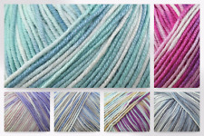 Sublime Baby Cashmere Merino Silk Prints Knitting Yarn  DK - per 50 gram ball...