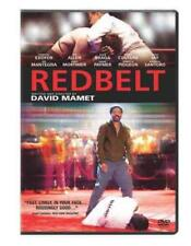 REDBELT USED - VERY GOOD DVD